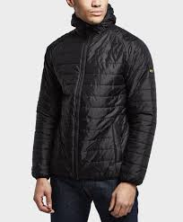 Lyst - Barbour International Level Quilted Padded Jacket in Black ... & Barbour. Men's Black International Level Quilted Padded Jacket Adamdwight.com