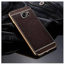product images gallery generic stylish leather case for samsung galaxy s7