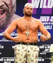 Boxen: Tyson Fury positiv auf Corona ...
