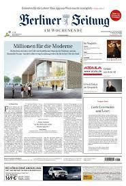 Berliner Zeitung 16112019
