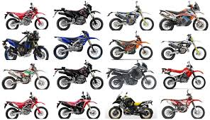 best street legal dirt bikes for 2021