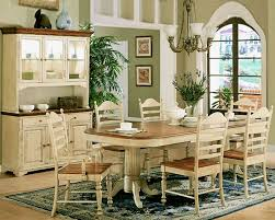 Winners Only Cottage HoneyButtermilk Dining Set WO DC4296HBs