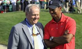 Tiger Vs Jack Chart Who Is The Greatest Golfer Ever Tiger Or Jack For The Win