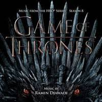 Soundtrack : <b>Game of</b> thrones: season 8 (from the hbo series ...