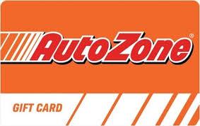 AutoZone eGift Card   GiftCardMall.com
