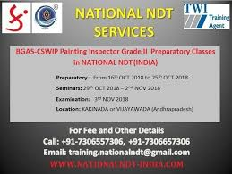 Ndt Inspector Resume Bgas Painting Inspector Resume National Ndt Services