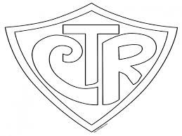 Ctr Shield Coloring Page 25 Best Ideas About Ctr Shield On ...