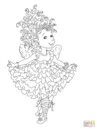Small Picture Fancy Nancy coloring pages Free Coloring Pages