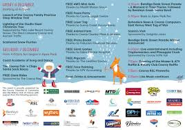 Christmas Program Theme Program Christmas In Cooroy