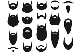 Mustache Styles Chart Oh To Be Just Another Bearded Face The New York Times