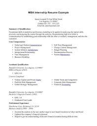 Financial Statement Cover Letter 10 Sample Of Internship Cover Letter Proposal Sample