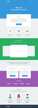 Free Website Templates Corporate And Business Web Templates PSD 23