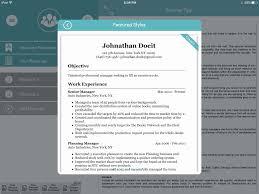30 Elegant Best Resume Builder App Free Resume Ideas