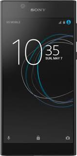 sony xperia l1. sony - xperia l1 4g lte with 16gb memory cell phone (unlocked) black xperia b