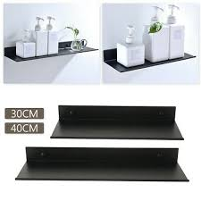 <b>Space Aluminum</b> Bathroom <b>Shower Shelf</b> Storage Rack Wall ...