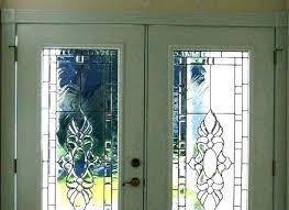 stained glass inserts for doors front door stained glass inserts entry door glass inserts front door