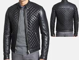 men quilted lambskin leather moto jacket 989792 zoom helmet