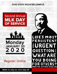 Dr. Martin Luther King Jr. Day of ...