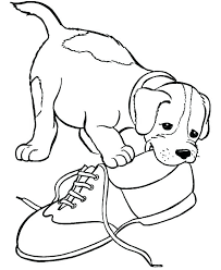 Dog Coloring Pages Free Free Printable Dog Coloring Pages For Kids