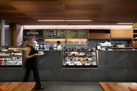 office cafeteria design. Office Of Mcfarlane Biggar Architects + Designers, Vancouver, Giovane Café Bakery Deli Cafeteria Design