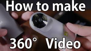 How to make <b>360 degree</b> video for YouTube using LG 360 - Complete!