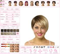 Hairstyle Simulator App virtual hairstyler app hairstyles 1585 by stevesalt.us