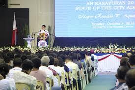Norwesians Attend Mayor Aquino's SOCA 2018