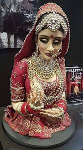 This Bride In Lahore Took Her Wedding Cake To A Whole Other Level By