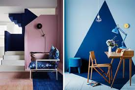 Image Living Room Get Funky Ideas To Try If Onecolor Walls Totally Bore You Bbe9ea0cd577a75366af721d2227aa5855d0f8e4 Pinterest Ideas For New Ways To Paint Your Walls Apartment Therapy