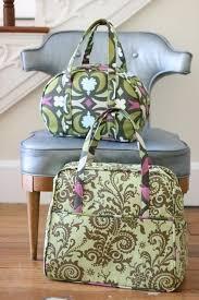 Amy Butler Weekender Bag Pattern