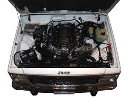 the novak guide to installing chevrolet gm engines into the jeep a little history