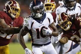 Denver Broncos Release Regular Season Depth Chart Mile