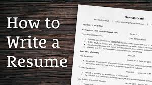 Things To Write In Resumes Applying For A Job This Is Exactly How To Write A Winning