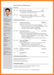 Job Application Resume Template Sample Cv For Pdf Musicre Sumedm