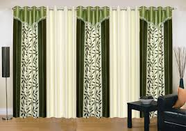 Designer Curtains Flipkart Stella Creations 152 Cm 5 Ft Polyester Window Curtain Pack Of 5