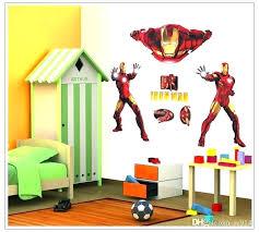 superhero wall decals superhero wall decals superhero wall decals and iron man removable wall sticker kids room wall decor superhero wall decals australia