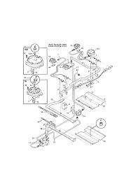 Kenmore gas stove parts kenmore gas range parts diagram periodic diagrams science stove i