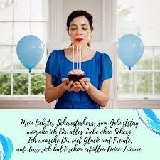 Schwester Sprüche Geburtstagswünsche Schwesterherz Sprüche Und