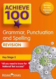 Grammar Punctuation Achieve 100 Grammar Punctuation Spelling Revision