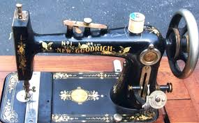 Foley And Williams Sewing Machine