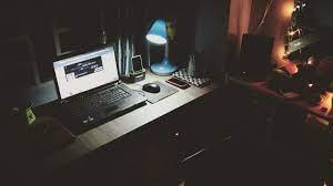 2560x1440 Computer Laptop Desk Light ...