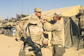 US Marine Corps (USMC) GUNNERY Sergeant (GYSGT) Frank Alessi ...