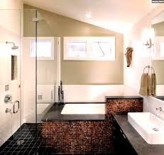 Neuesten Von Fliesen Bad Dachschrge Dekoration Modernes Mit Großem