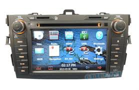Corolla 2009-2011 AD2 Multimedia DVD Navigation System