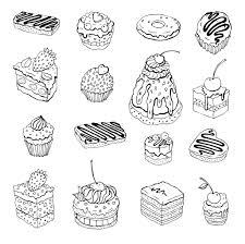 Coloriage Cupcake Adulte Recherche Google