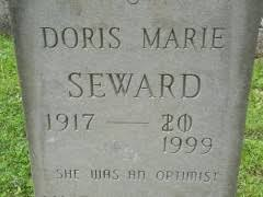 She Was An Optimist Grave | WeKnowMemes via Relatably.com