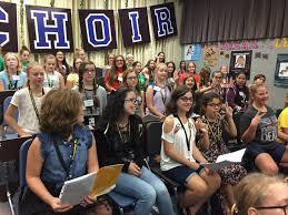 Northridge Middle School Choirs