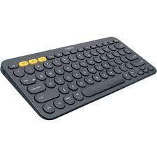 Logitech K380 Bluetooth Keyboard (Black) 920-007558 B&H Photo