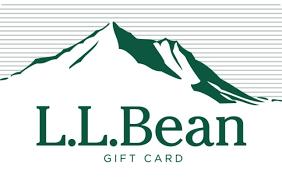 L.L. Bean eGift Card   Kroger Gift Cards