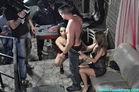 Amateur sex on stage